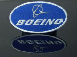 Boeing Logo Patch