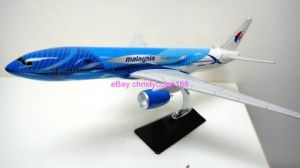 Malaysia Airline Airplane model