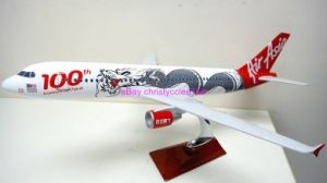 AirAsia Dragon 100th Livery Airplane Model