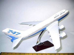 BOEING B747 Vintage Livery