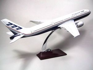 BOEING B777 Vintage Livery