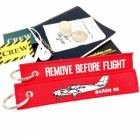 Baron G58 Beechcraft Remove Before Flight tag keychain