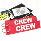 CREW (Flight Crew, Cockpit Crew, Maintainance Crew) tag keychain