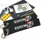 Datsun Rotary Engine Coupe Mazda Datsun Remove Before Flight keychain tag