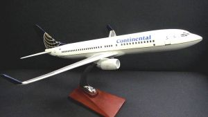 Continental BOEING Airplane model